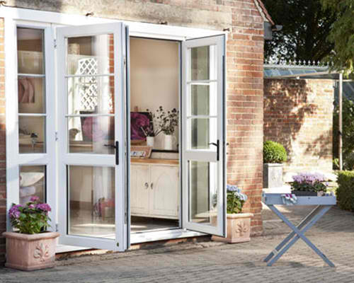 French Doors From Bison
