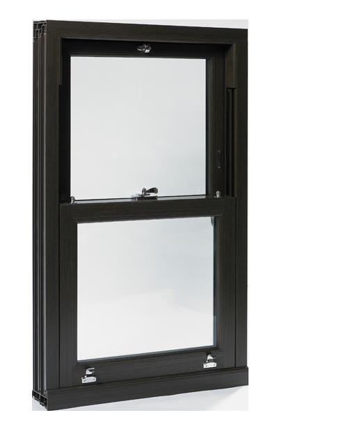 Vertical Slider Windows : Genesis vertical slider windows from bison